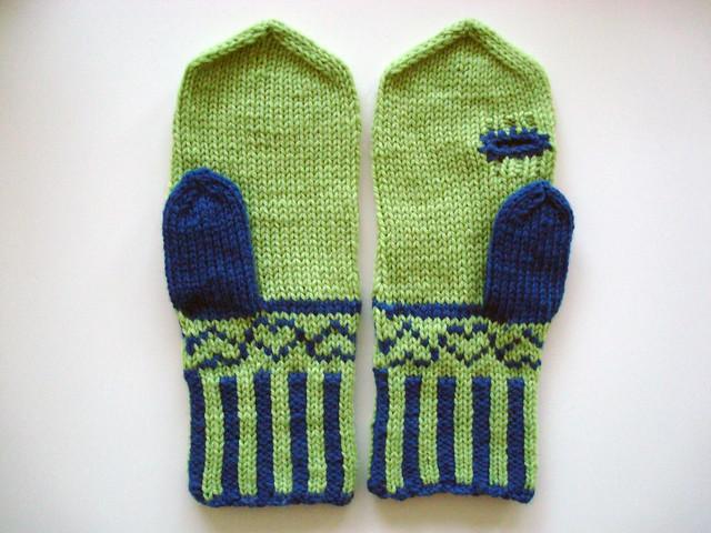 Chistmas mittens/Jólavettlingar