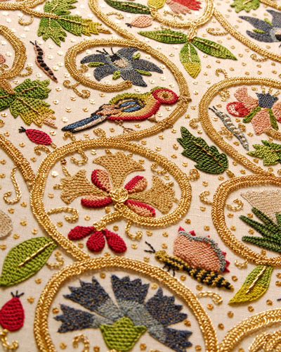 Primrose Design An Amazing Embroidery Project