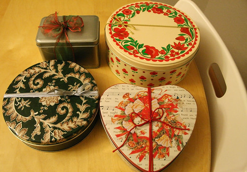Gift Wrap Alternatives