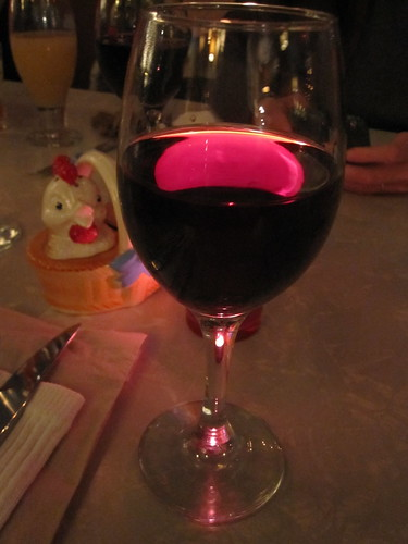 Pinot noir at les Cabotins