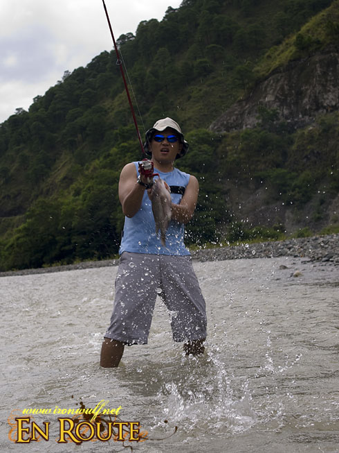 Ambuklao Fishing