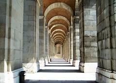 Madrid pillars (hobbitbrain) Tags: madrid españa spain pillar 100v10f espania flickraward flickraward5