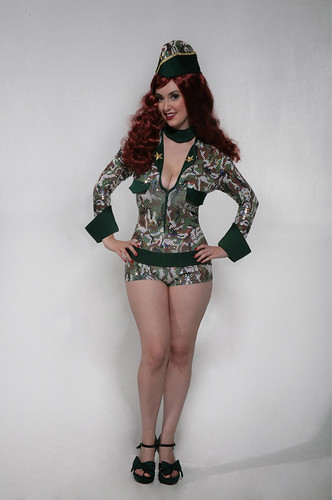 Gina Elise - Pin Ups for Vets
