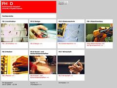 Crossmedialer Markenauftritt FHD I