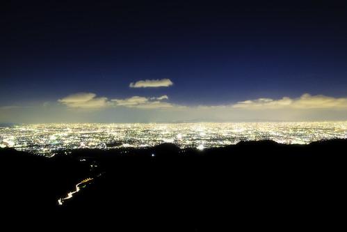 10209 : Night view of Million dollars