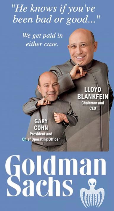 Goldman Sachs  Christmas