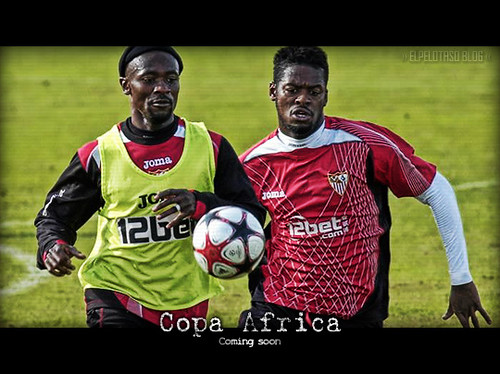 Copa Africa - Coming soon