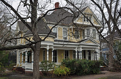 Marlin, Texas (stevesheriw) Tags: texas marlin fallscounty house queenanne victorian architecture