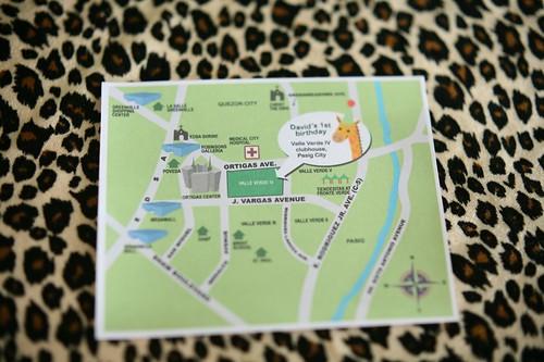 Reg Silva map