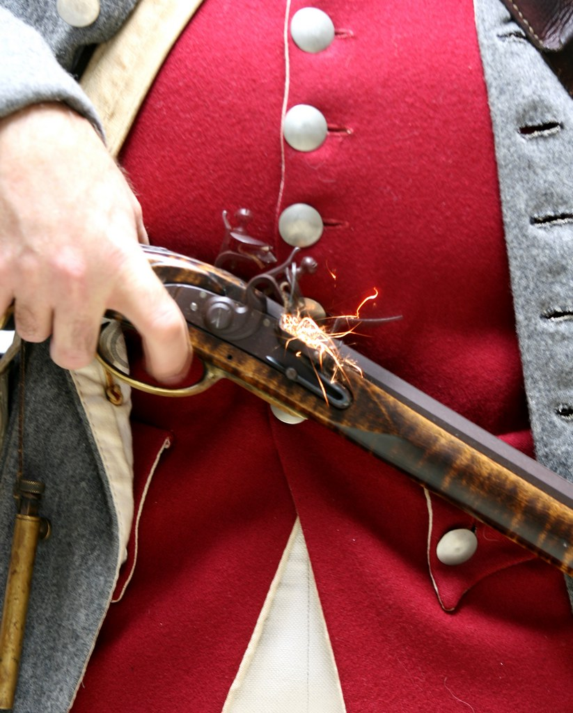 The World's Best Photos of flintlock and hunting - Flickr