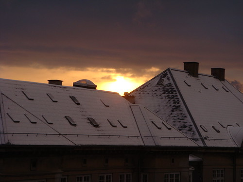 My photo of a winter sunrise