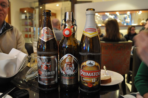 Czech Beers at Barego