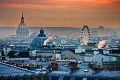 Paris vu depuis la terrasse des Galeries Lafayette 8 (paspog) Tags: paris roofs galerieslafayette toits decken toitsdeparis platinumphoto flickrdiamond artofimages bestcapturesaoi
