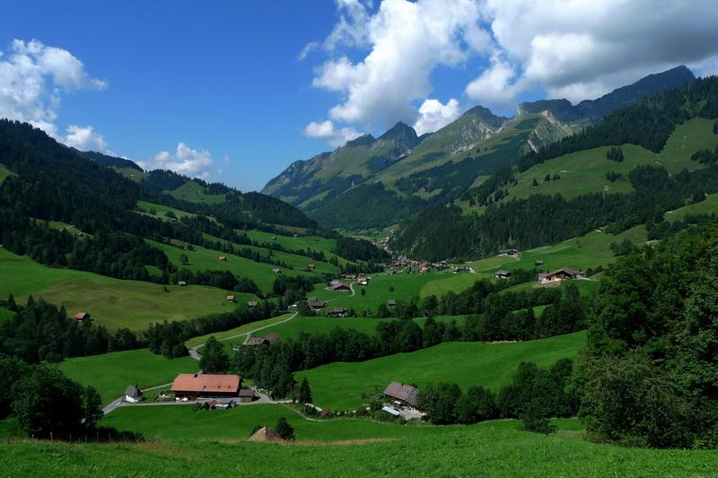 الريف السويسرى