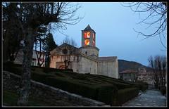 Monasterio de Sant Pere (peruxu) Tags: geotagged girona catalunya peruxu 2009 catalua diciembre gerona camprodn geo:lat=42314151 geo:lon=2368948 monasteriodesantperedecamprodn