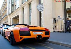 Paris summer 2008, Dubai invasion (Automartinez) Tags: summer paris nikon dubai 2008 lamborghini invasion alban roadster murcielago joachin d40 lp640