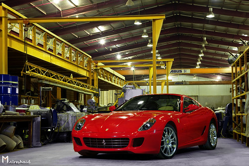 Ferrari Magic