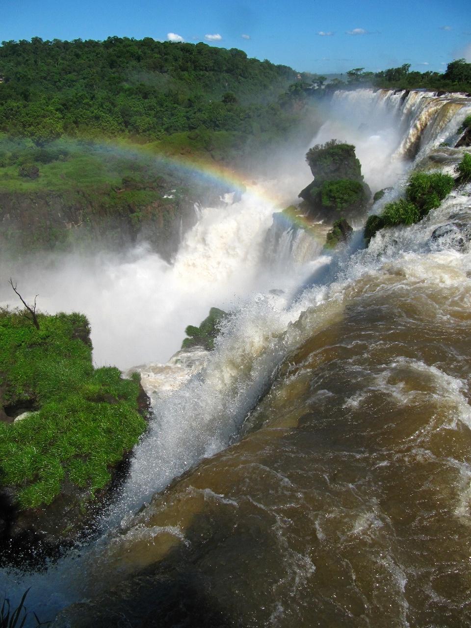 IArgentine Iguazu Falls, 01 Dec 2009