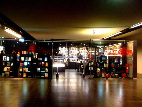 La librairie, un véritable sujet de narration