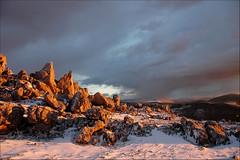 aunque el frío queme... (rafaluna) Tags: snow de landscape spain sierra cordoba geology córdoba cabra ysplix