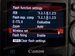 1D MarkIV Menu Flash Functions Settings 2