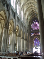 Cathedrale de Notre Dame, Reims (Aidan McRae Thomson) Tags: france cathedral gothic medieval reims cathedrale rheims notredamedereims