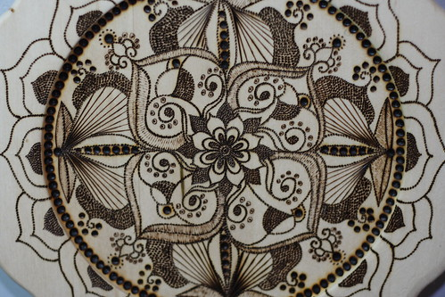 Mandala plates10003