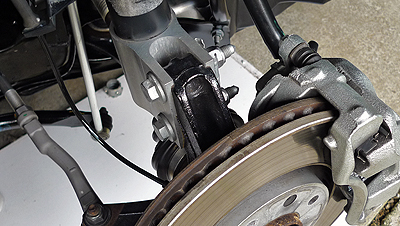 one.d'rive: diy: suspension, steering and braking system cleaning