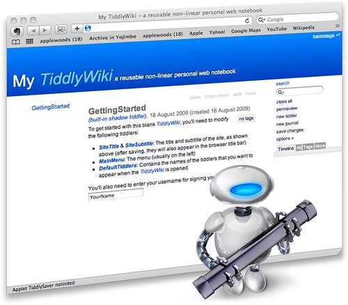 TiddlyWiki_Automator