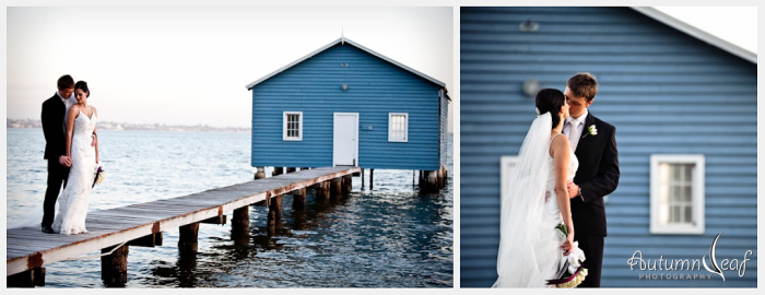 Cassy & Leon - Matilda Boatshed Romance (by Autumnleaf Photography)