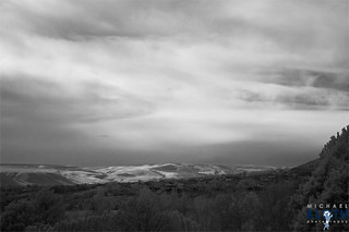 Badger Mountain in IR