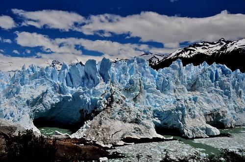 フリー画像| 自然風景| 氷山の風景| 山の風景| アルゼンチン風景|       フリー素材|