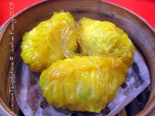 Sharksfin Dumplings - The Ming Room, BSC