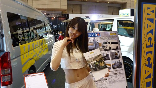 Tokyo Auto Salon by ジェローム