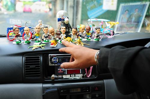 Taxi Altar