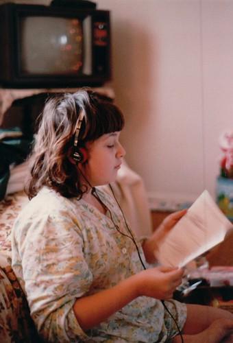 Becke Christmas 1982