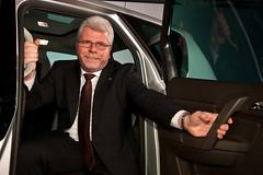 Helmut Ruff, Chefingenieur Opel Meriva