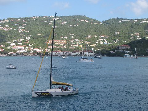 carnival vacation sailboat dream excursions stthomas ondeck usvi