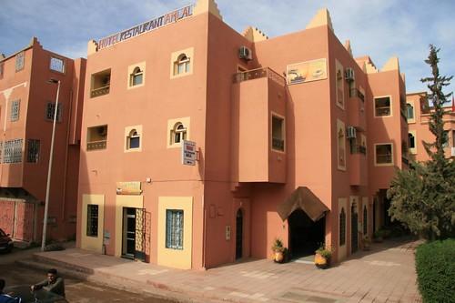 Hotel Amlal - Hotel pas cher Ouarzazate