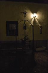 Dark Well of Wishes (darkside_1) Tags: madrid light españa luz darkness well oscuridad pozo alcaládehenares sergiozurinaga bydarkside darkside1