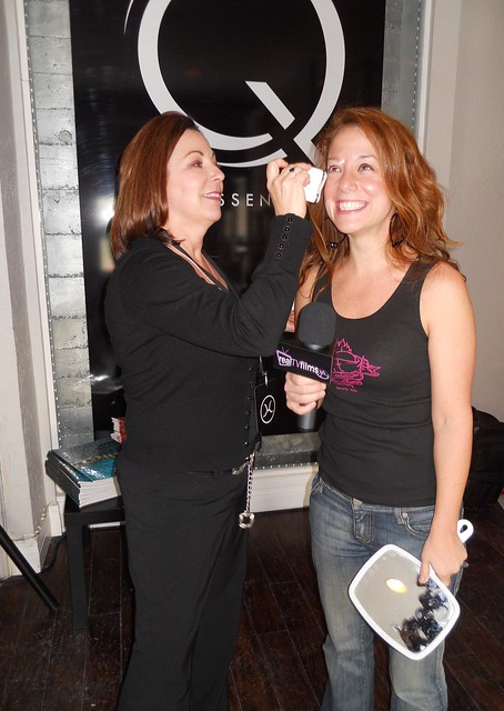 Clarisonic, Kelly Calabrese, Sundance Film Festival 2010
