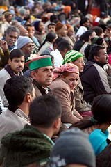 Kumbh Mela 2010 (Tanya Nagar) Tags: india water festival river religious religion holy bathing hinduism ganga sadhu 2010 ganges ghats haridwar kumbh hardwar uttarakhand bathingghats riverganges kumbhmela2010 worldslargestfestival