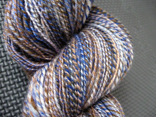 CMF Superwash Merino handspun