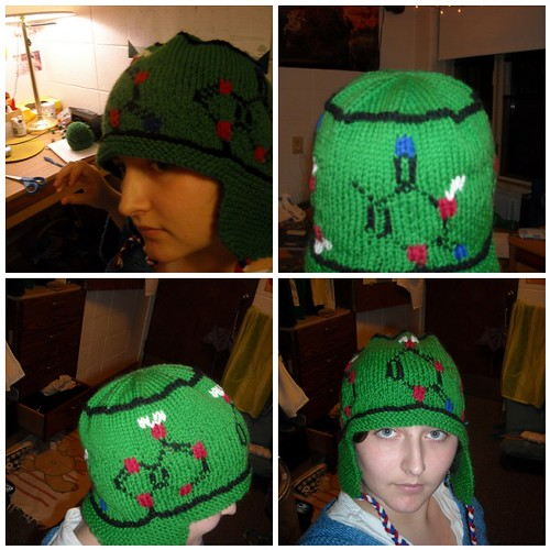 DNA hat