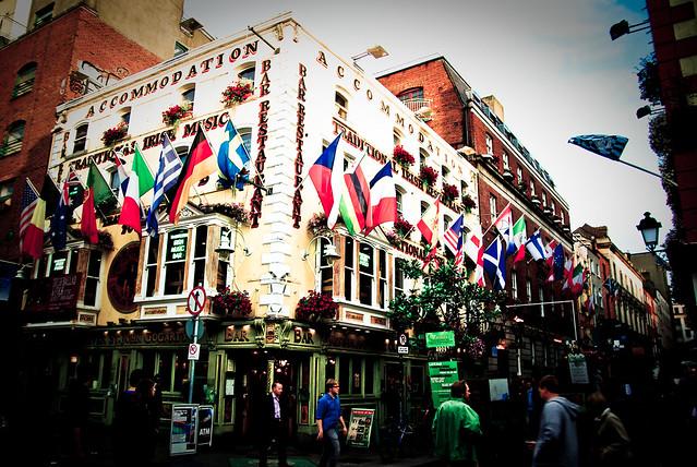 Temple Bar - Dublino