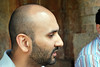 Aunp in a discussion (Adesh Singh) Tags: village mobileresearch dharwad dharwar templesofindia hoobli anupakkihal