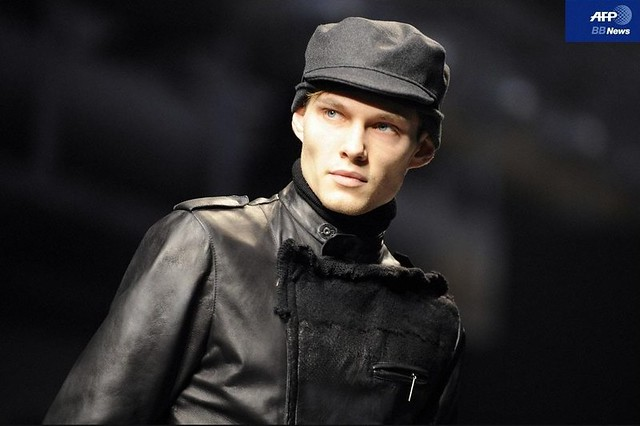 Stas Svetlichnyy3043_FW10_Milan_Costume National(APF BB News)