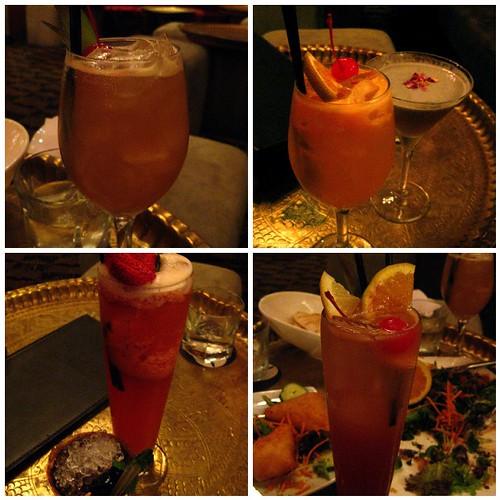 Byblos cocktails