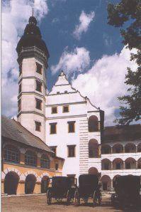 Zámek Velké Losiny, autor: www.losiny.cz