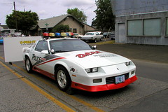 D.A.R.E. Chevy Camaro RS Police Car (CC) (KurtClark) Tags: oregon or creative police commons camaro chevy dare rs lawenforcement sherwood chev 935am 6142003